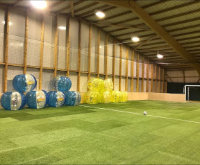 Bubble Soccer Indoor Biel