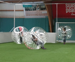 Bubble Soccer indoor Basel