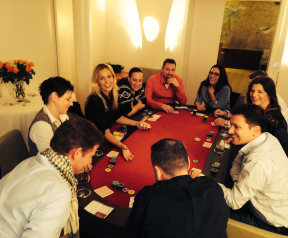 Poker- oder Casino-Night
