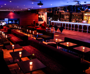 Club, Lounge und Rooftop Event Location