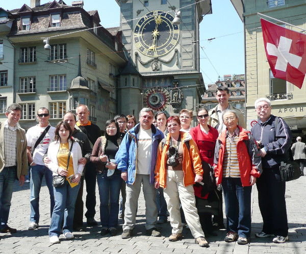 Voyage Culinaire Bern