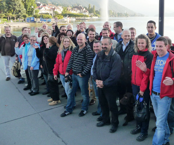 Voyage Culinaire Zug