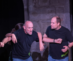 Impro-Theater Show