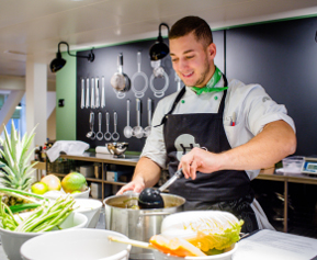 «Meat the Green» mit Hiltl