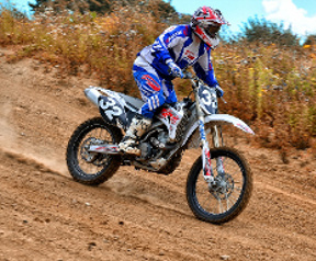Motocross -Feeling