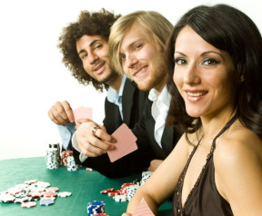 Pokernight - Der spielerische Team-Event