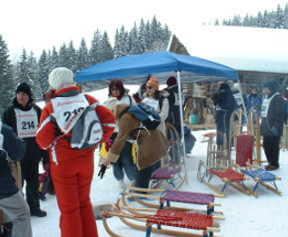 Winter-Erlebnis in Flims-Laax